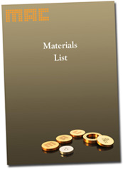 View our Materials List